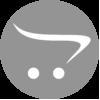 Гладилка двусторонняя (износостойкая сталь, ручка титан)